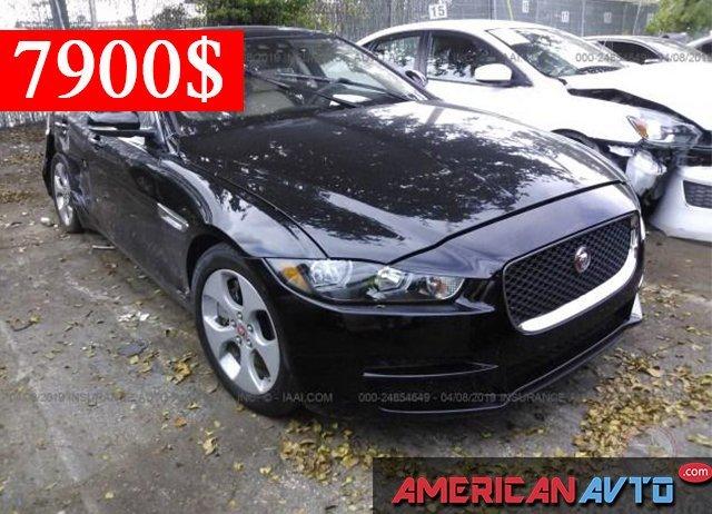 Купить Jaguar Xe 2017 года в США