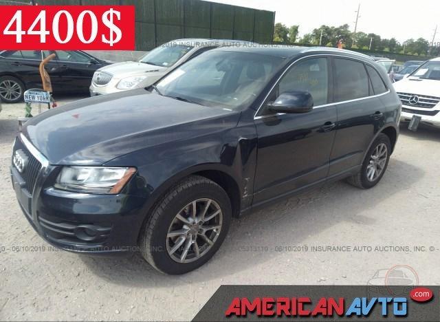 Купить Audi Q5 2011 года В США