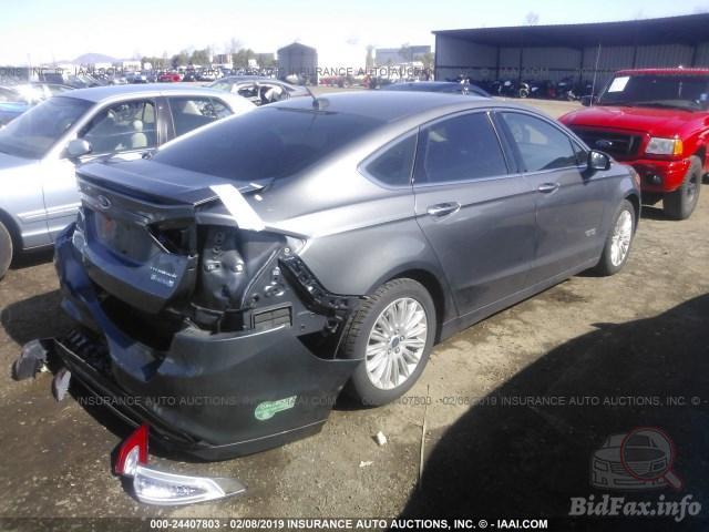 Ford Fusion SE HYBRID 2014 USA Americanavto