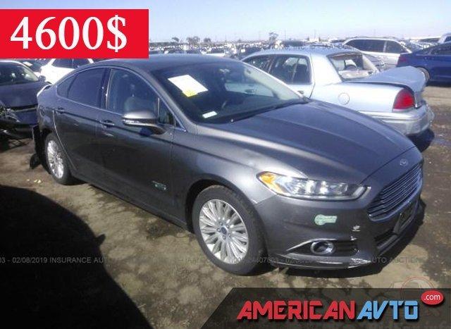 Купить Ford Fusion SE HYBRID 2014 в США