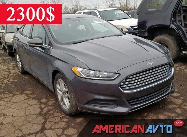 Купить Ford Fusion SE HYBRID 2015 в США