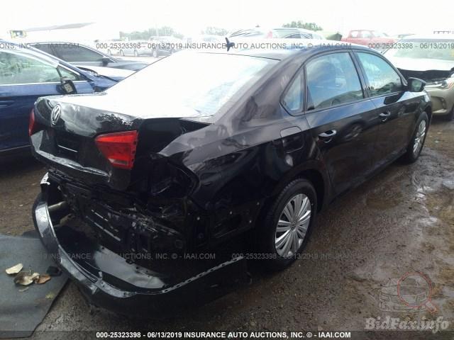 Volkswagen Passat 2014 USA Americanavto