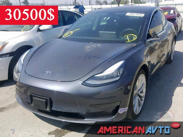 TESLA MODEL S 2018 USA Americanavto