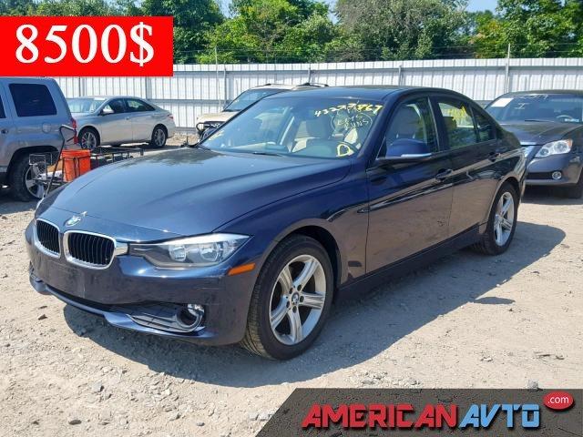 Купить BMW 320 I 2014 года в США