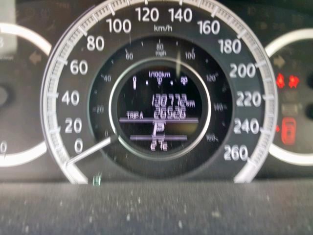 Купить бу Honda Accord 2.4 2014 года в США