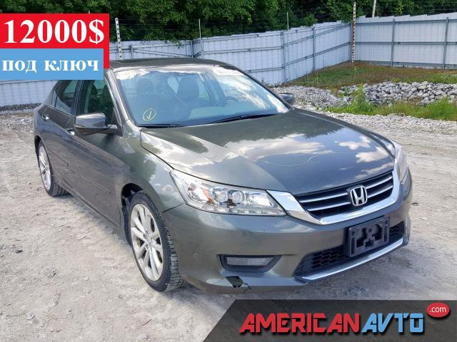 Купить бу Honda Accord 2.4 2014 года в США