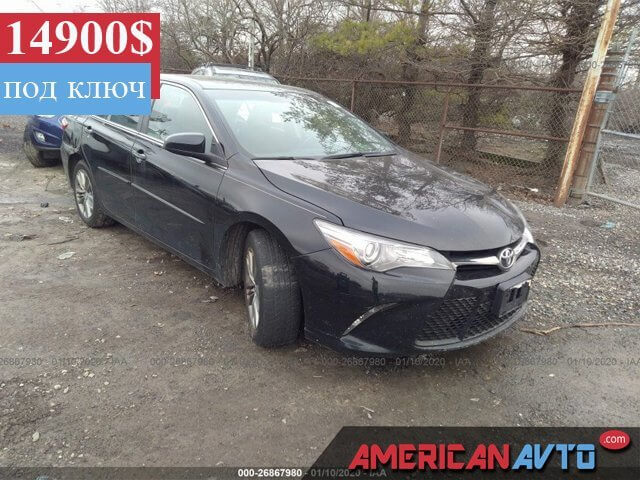 TOYOTA CAMRY 2.5 LE/XLE/SE/XSE A 2016