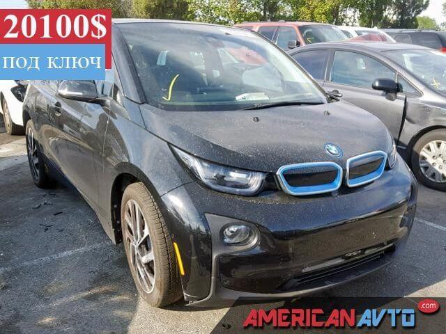 Купить бу BMW I3 38.3K kwt 2017 года в США