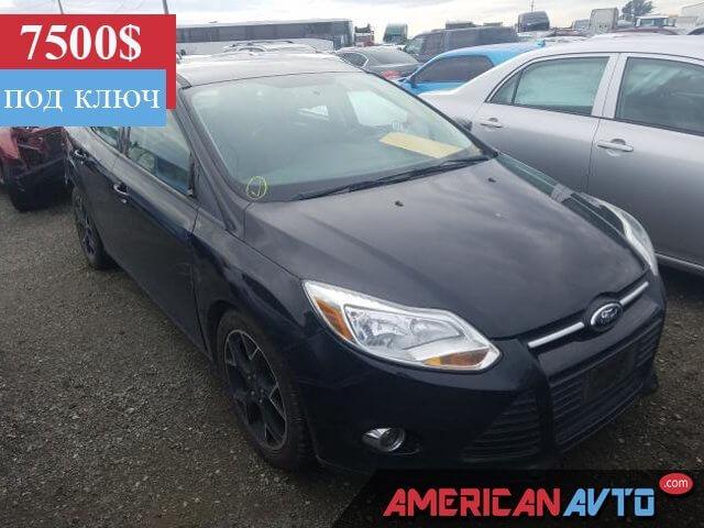 Купить бу Ford FOCUS 2.0 2014 года в США