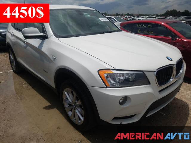Купить BMW X3 XDRIVE 28I 2013 года в США (7)