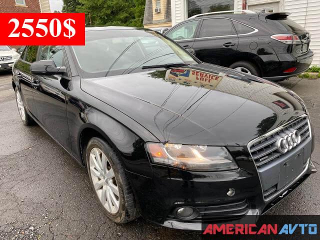 Купить бу AUDI A4 PREMIUM PLUS 2012 года В США (7)