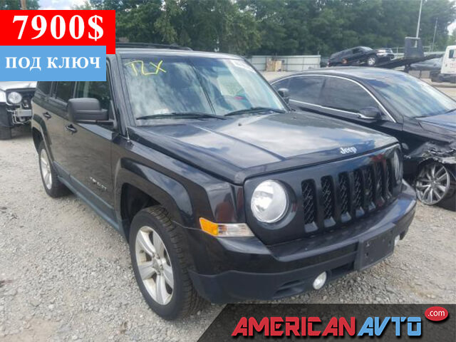 Купить б/у JEEP PATRIOT SPORT 2011 года в США