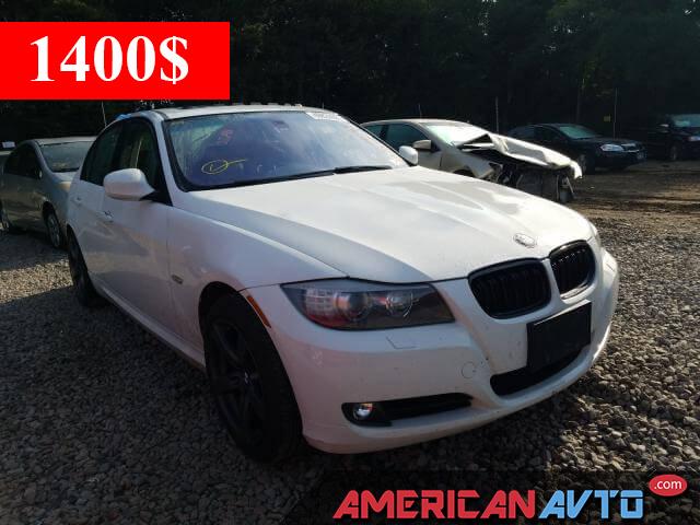 Купить бу BMW 328 XI 2011 года в США