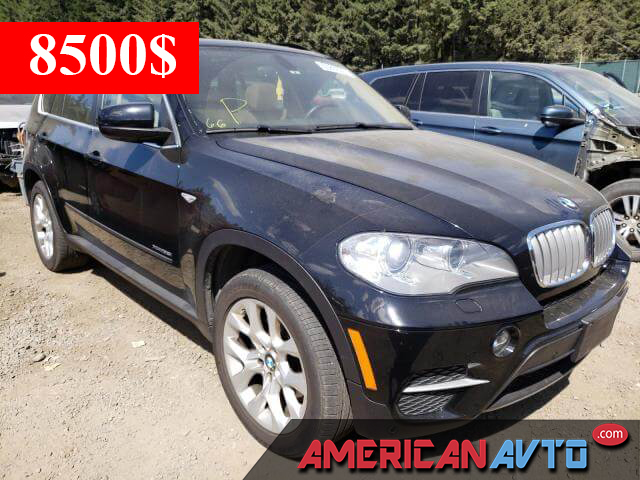 Купить бу BMW X5 XDRIVE35I 2013 года в США