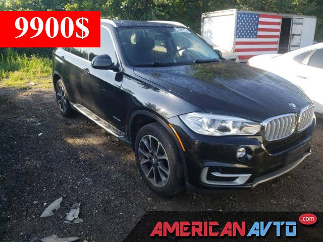 Купить бу BMW X5 XDRIVE35I 2014 года в США